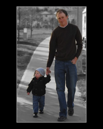 cory-and-calvin-walking-color-popper-8x10