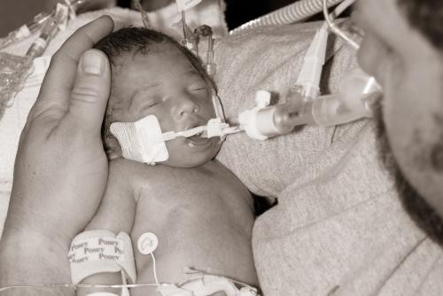 Infant loss. Baby girl Cora Jane LeFlufy. June 2, 2010.